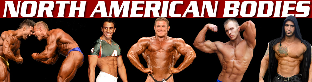 North American Bodybuilding Banner